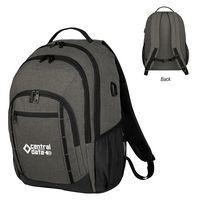 505886988-816 - Reagan Heathered Backpack - thumbnail
