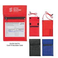 523127387-816 - Non-Woven Neck Wallet Badge Holder - thumbnail