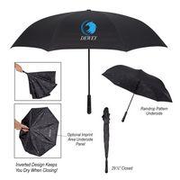 """535760460-816 - 48"""" Arc Rain Drop Inversion Umbrella - thumbnail"""