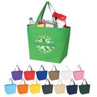 553338767-816 - Non-Woven Budget Shopper Tote Bag - thumbnail