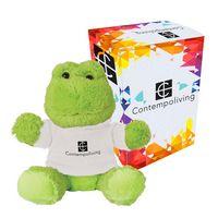 """565013519-816 - 6"""" Fantastic Frog With Custom Box - thumbnail"""