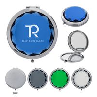 566204183-816 - Jeweled Compact Mirror - thumbnail