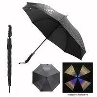 "576466211-816 - 46"" Arc Reflective Iridescence Umbrella - thumbnail"