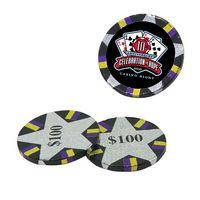 586292545-816 - Chocolate Poker Chips - thumbnail
