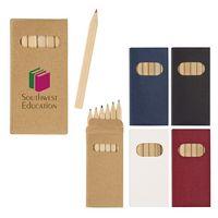 595119851-816 - 6-Piece Colored Pencil Set - thumbnail