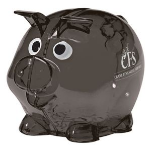 703729860-816 - Mini Plastic Piggy Bank - thumbnail