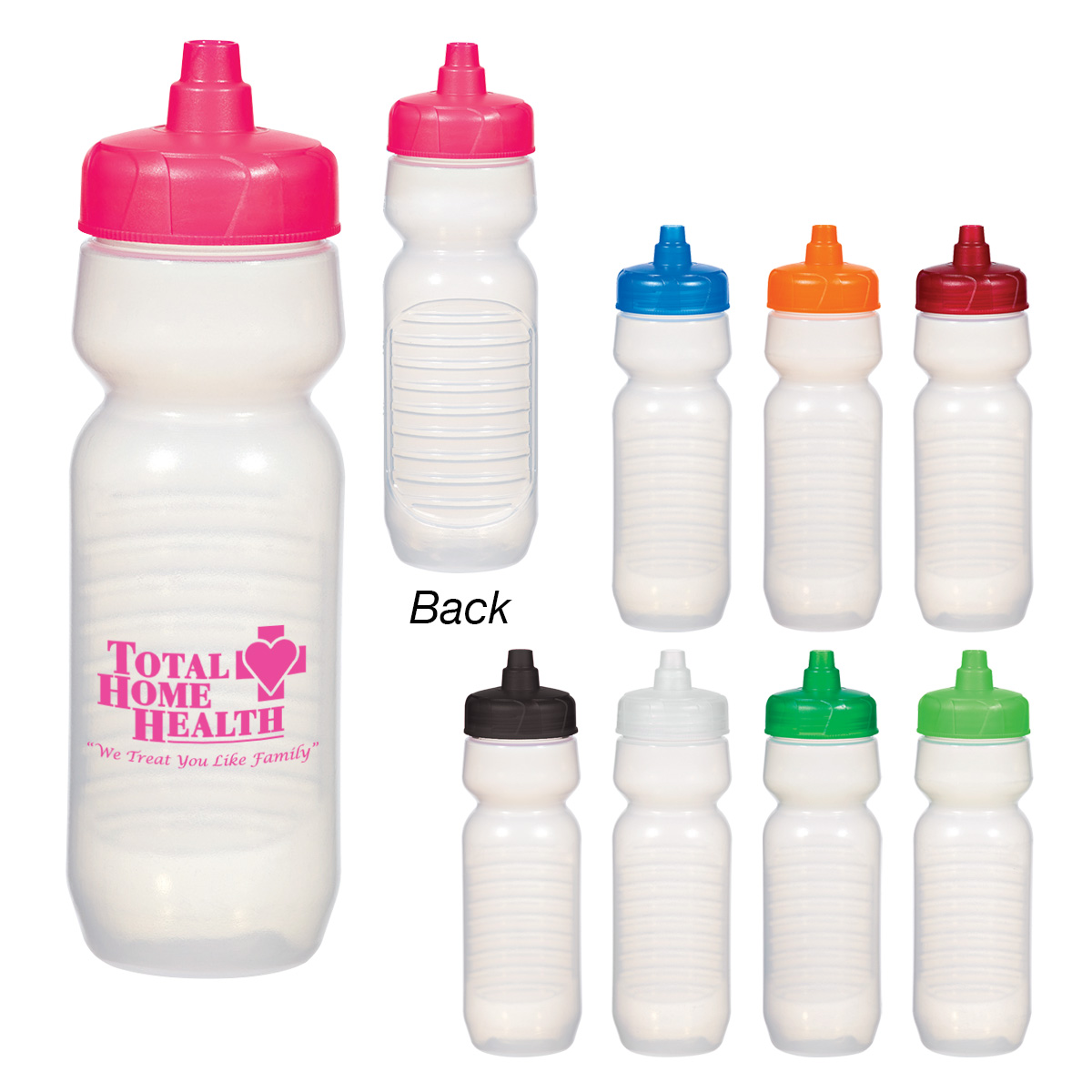 705268928-816 - 26 Oz. Barkley Gripper Bottle - thumbnail