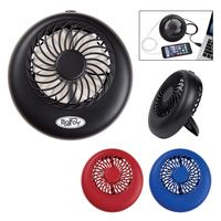 715326204-816 - 2-In-1 Power Bank With Personal Fan - thumbnail