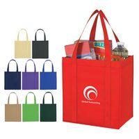 723415272-816 - Non-Woven Avenue Shopper Tote Bag - thumbnail