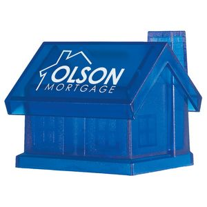 724970770-816 - Plastic House Shape Bank - thumbnail