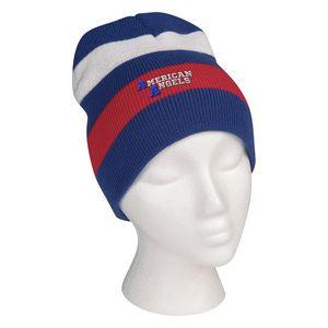 725760092-816 - Patriotic Knit Beanie - thumbnail