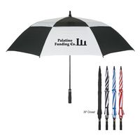 "733966688-816 - 58"" Arc Windproof Vented Umbrella - thumbnail"