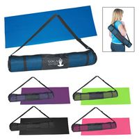 752281845-816 - Yoga Mat And Carrying Case - thumbnail