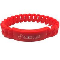 764971042-816 - ID Style Silicone Bracelet - thumbnail