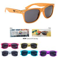 774494134-816 - Metallic Malibu Sunglasses - thumbnail