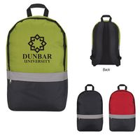 775489986-816 - Reflective Strip Backpack - thumbnail