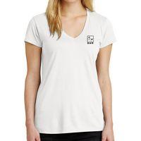 775703310-816 - Alternative® Ladies' Everyday Cotton Modal V-Neck - thumbnail