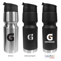 785489956-816 - 20 Oz. Cross Trainer Stainless Steel Bottle - thumbnail