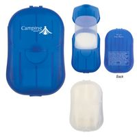 795056697-816 - Hand Soap Sheets In Compact Travel Case - thumbnail