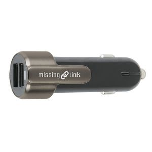 795119854-816 - Car Charger With Escape Safety Tool - thumbnail