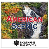 916064252-816 - 2020 American Scenic Wall Calendar - Spiral - thumbnail