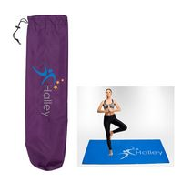 916476390-816 - Yoga Mat With Carrying Bag - Small - thumbnail