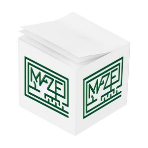 916517673-816 - Post-It® Full Color Notes Cube - thumbnail