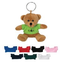 924009973-816 - Mini Bear Key Chain - thumbnail