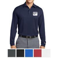 925551501-816 - Nike Long Sleeve Dri-FIT Stretch Tech Polo - thumbnail