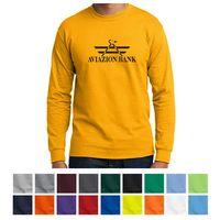 945355021-816 - Port & Company® Tall Long Sleeve Core Blend Tee - thumbnail