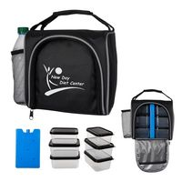956082156-816 - Prep & Chill Lunch Cooler With Container Set - thumbnail