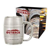 965056685-816 - 14 Oz. Moscow Mule Barrel Mug with Custom Box - thumbnail