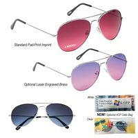 975254150-816 - Ocean Gradient Aviator Sunglasses - thumbnail