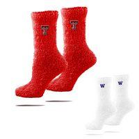975953398-816 - Strideline® Fuzzy Sock - thumbnail
