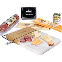 976012099-816 - Marble Cutting Board Charcuterie Set - thumbnail