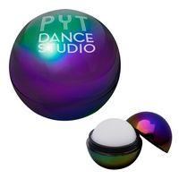 976092799-816 - Metallic Rainbow Lip Moisturizer Ball - thumbnail