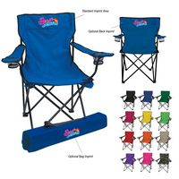 991126588-816 - Folding Chair With Carrying Bag - thumbnail