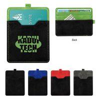 996101837-816 - Leatherette Card Wallet - thumbnail