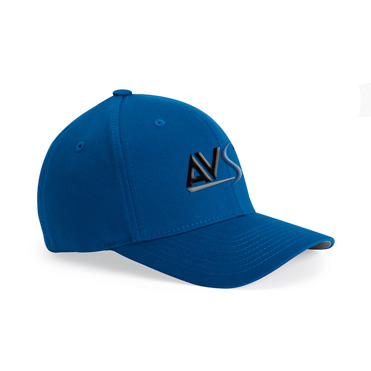 344685095-169 - FlexFit® Structured Twill Cap - thumbnail