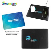 356341631-169 - Cyberspace Wireless Charging Mouse Pad - thumbnail