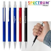 776050319-169 - Derby Soft Touch Metal Mechanical Pencil - thumbnail