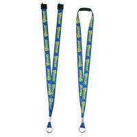 "786204527-169 - Standard 3/4"" Lanyard with Breakaway - thumbnail"