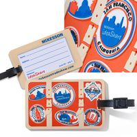 963223997-169 - Your Custom 2-D Luggage Tag - thumbnail