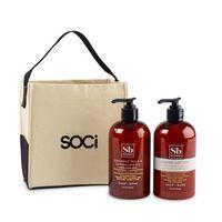 116256518-112 - Soapbox® Cleanse & Soothe Gift Set - Natural-Coconut Milk & Sandalwood - thumbnail