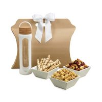 155774567-112 - Bali Retreat & Relax Treats Tote White-Natural - thumbnail