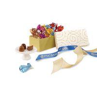 175774606-112 - Decadent Artisan Truffles Gift Box - Sparkling White and Gold - thumbnail