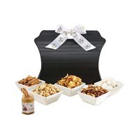 185774572-112 - Sweet & Savory Gourmet Sampler Tote Black - thumbnail