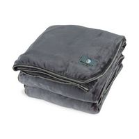 185775067-112 - Brookstone® Nap Weighted Blanket Grey - thumbnail