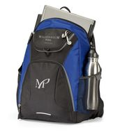 313398387-112 - Quest Computer Backpack Blue - thumbnail
