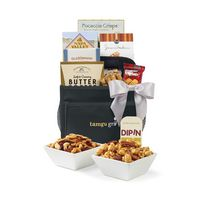 345679654-112 - Everyday Sweets and Savory Gourmet Carry Caddy Black - thumbnail